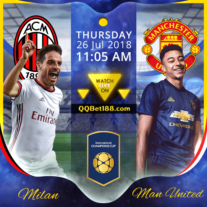 Milan VS Manchester United