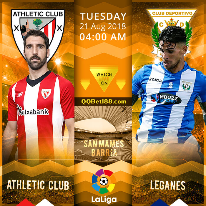 Athletic Club VS Leganés