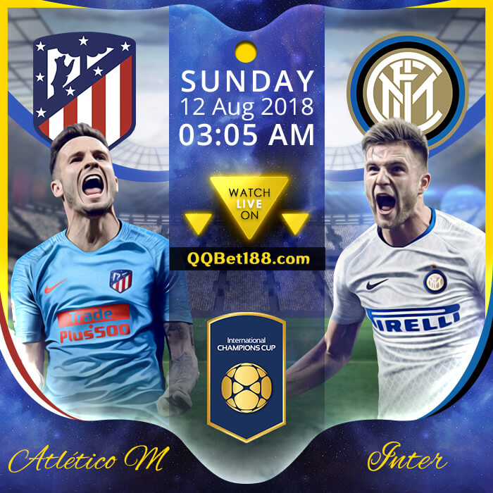 Atlético Madrid VS Internazionale