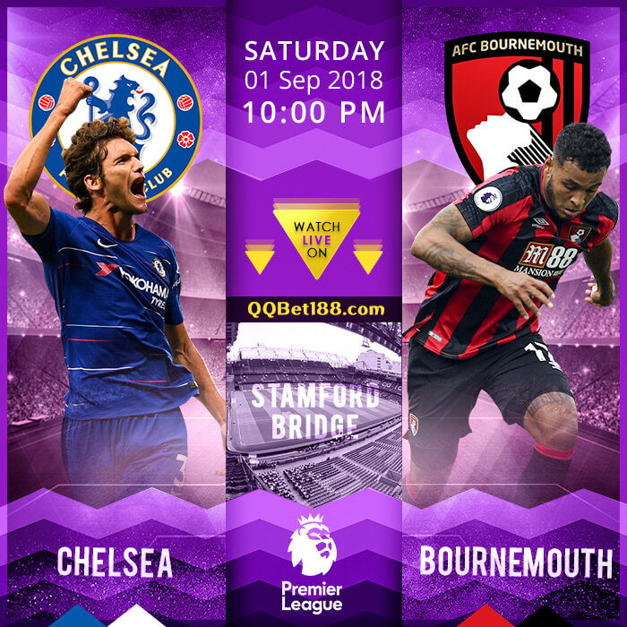 Chelsea VS AFC Bournemouth