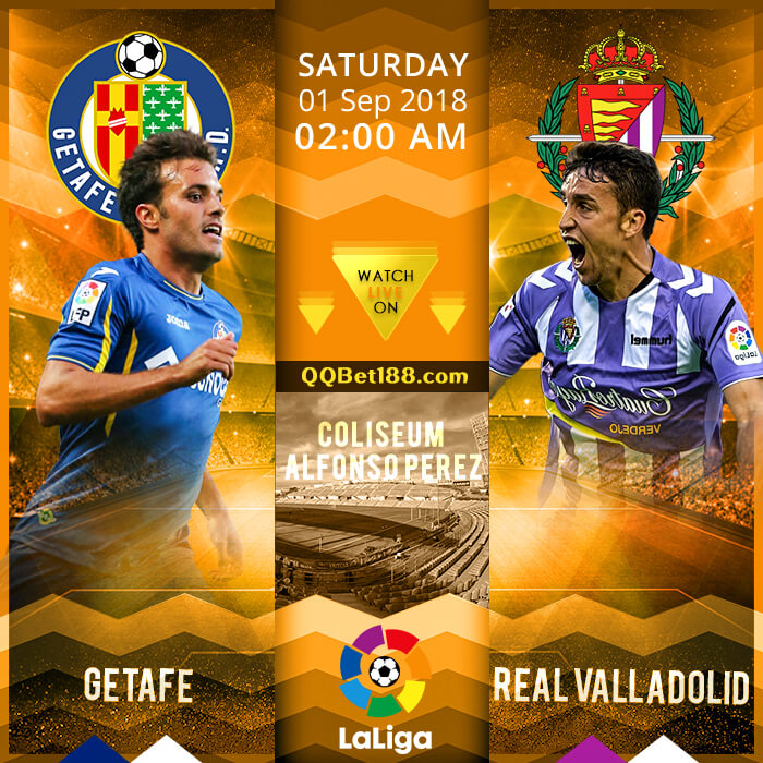 Getafe VS Real Valladolid