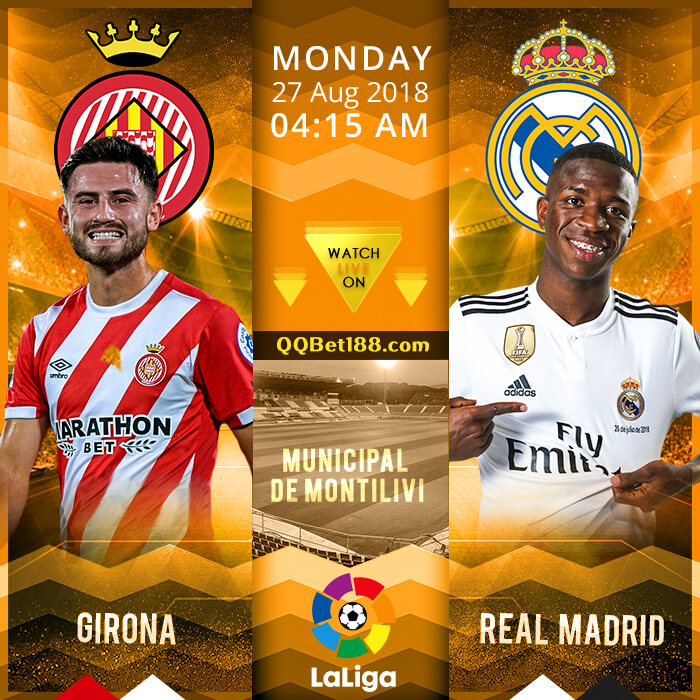 la liga girona vs real madrid