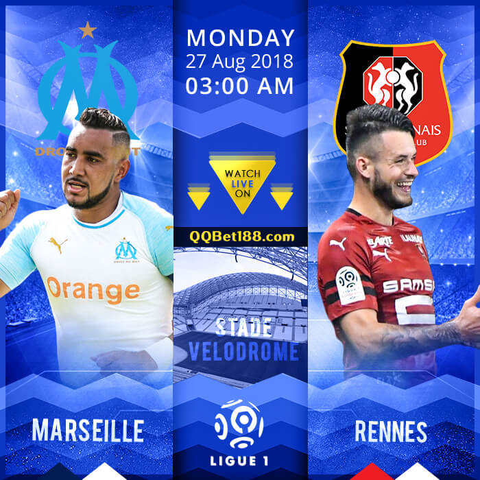 Olympique Marseille VS Rennes