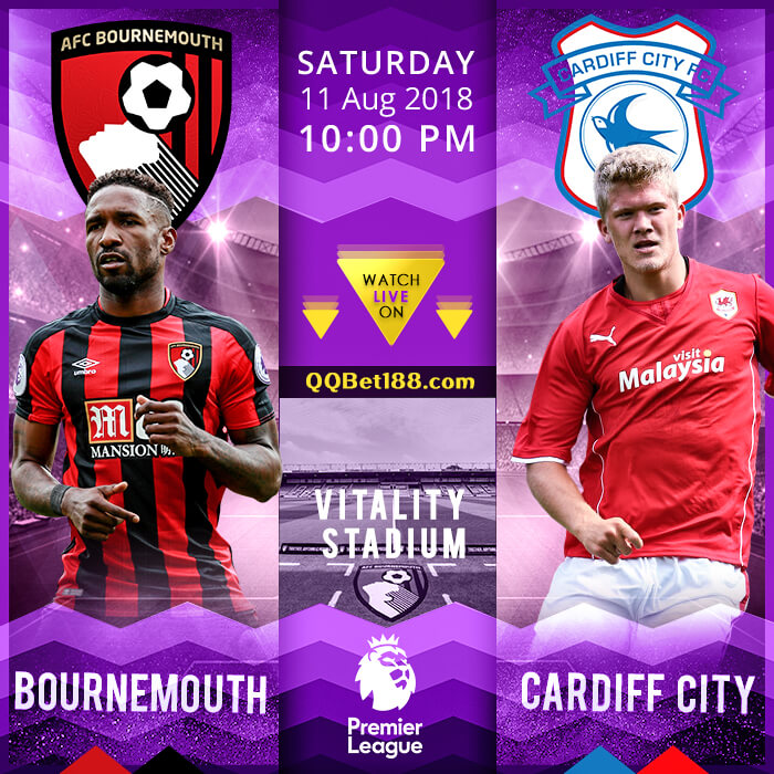 AFC Bournemouth VS Cardiff City