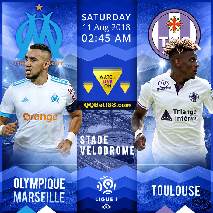 olympique marseille vs toulouse. Black Bedroom Furniture Sets. Home Design Ideas