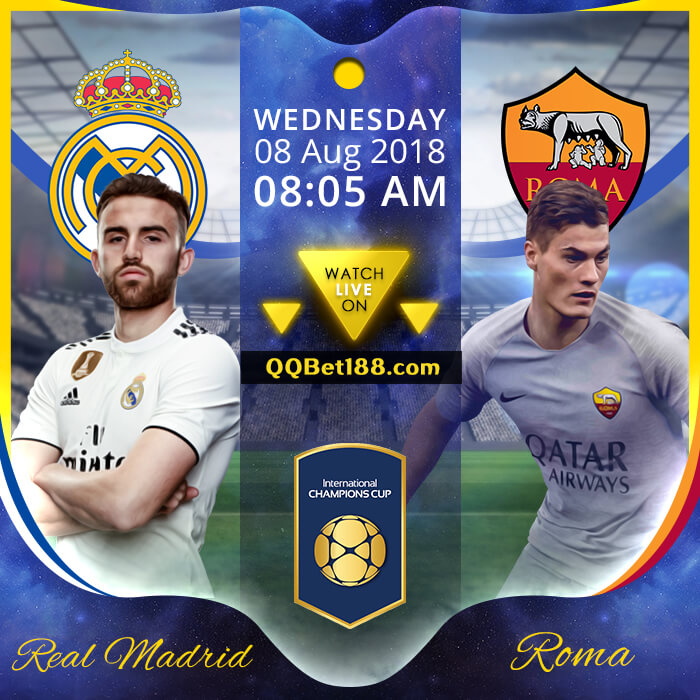 Real Madrid VS Roma