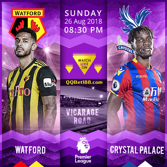 Watford VS Crystal Palace