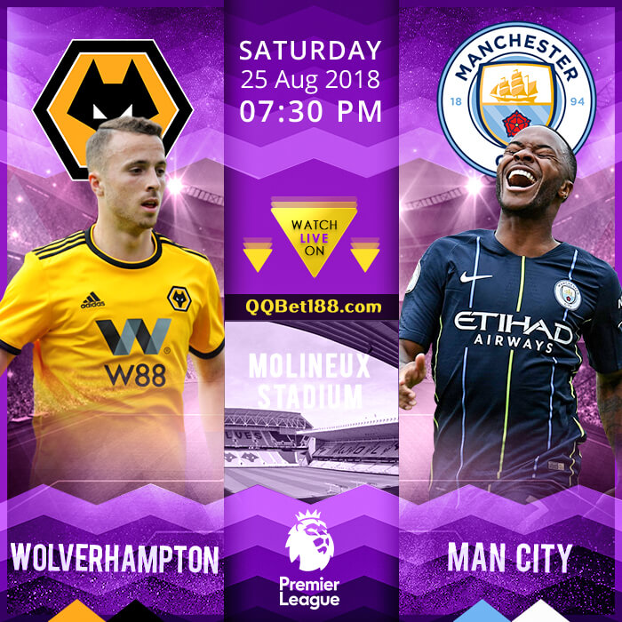 Wolverhampton Wanderers VS Manchester City