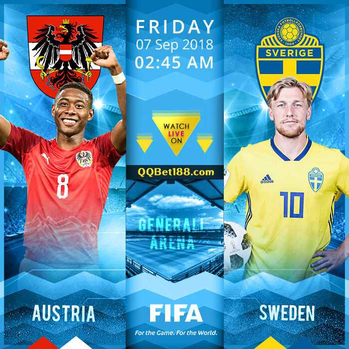 Austria VS Sweden