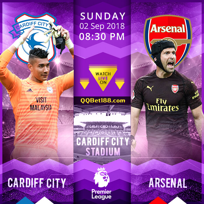 Cardiff City VS Arsenal