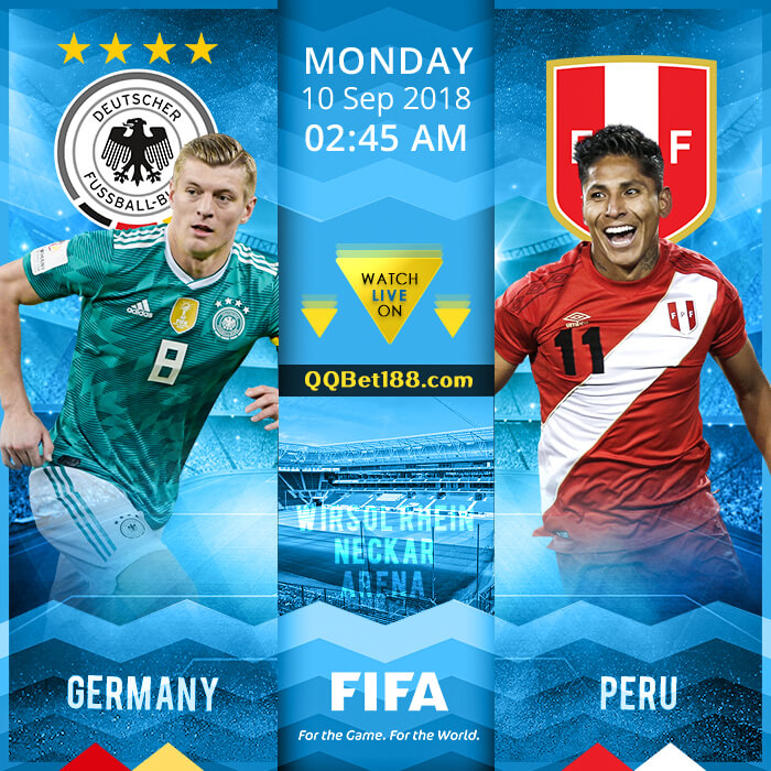 Germany VS Peru
