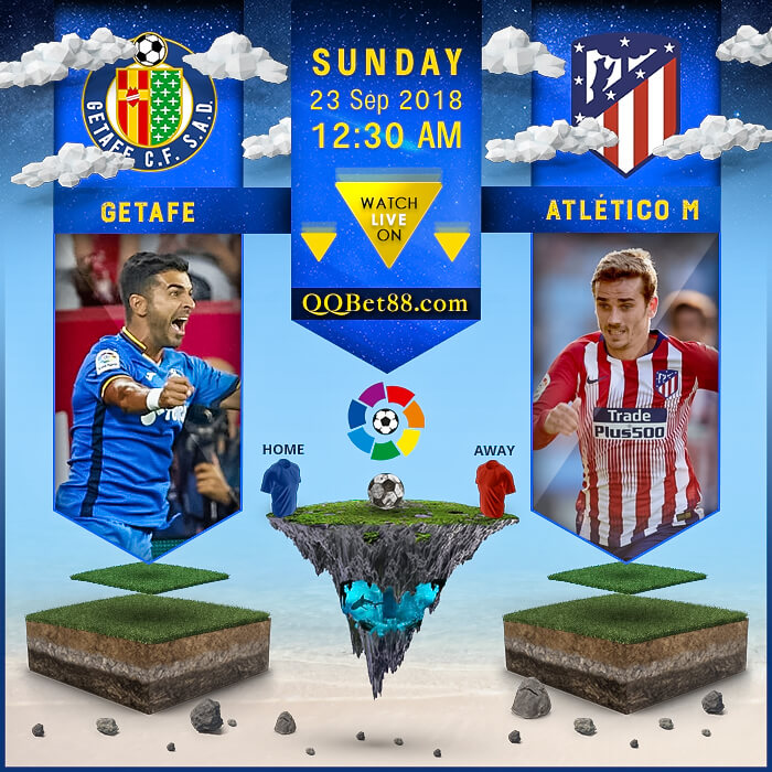 Getafe VS Atlético Madrid