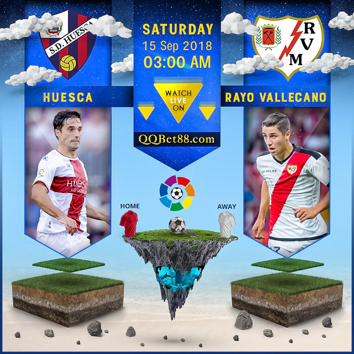 Huesca VS Rayo Vallecano