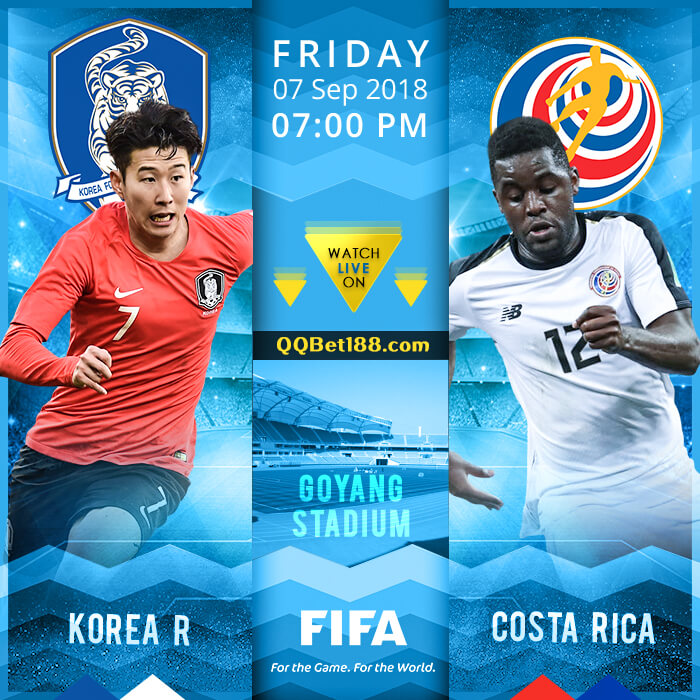 Korea Republic VS Costa Rica
