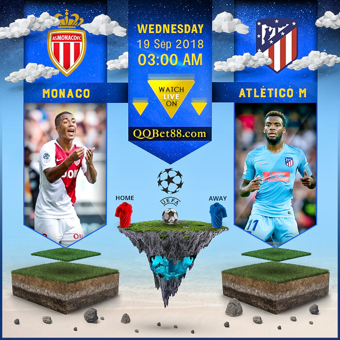 Monaco VS Atlético Madrid