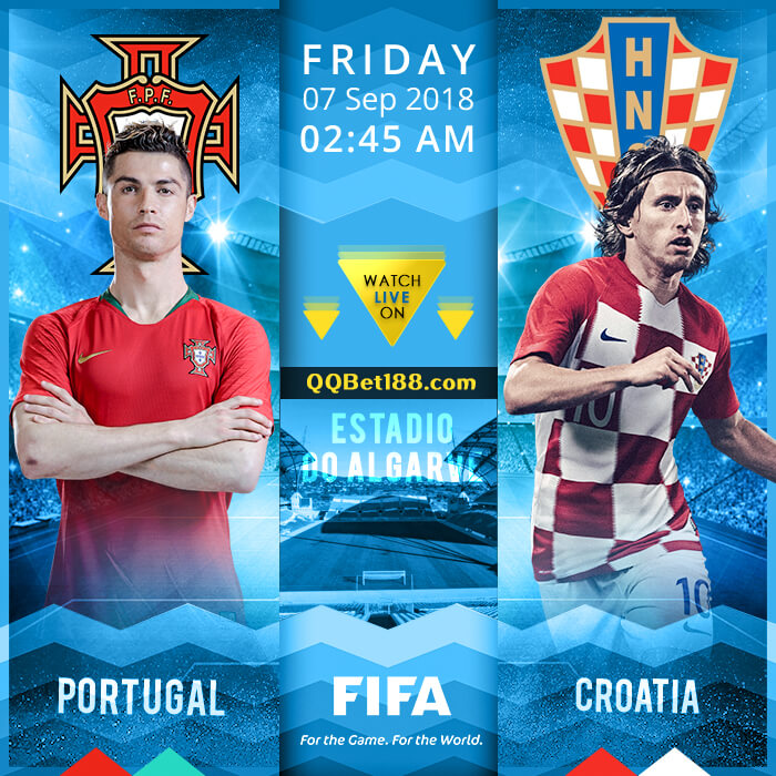 Portugal VS Croatia