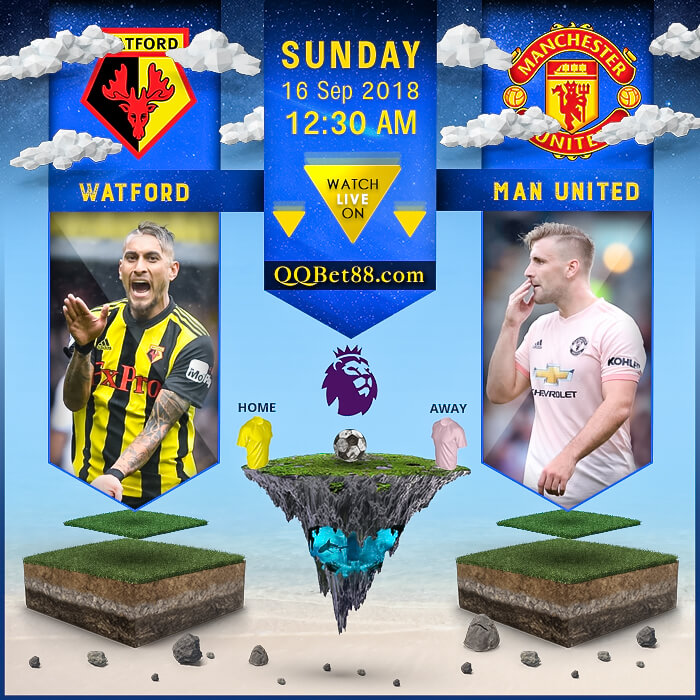 Watford VS Manchester United