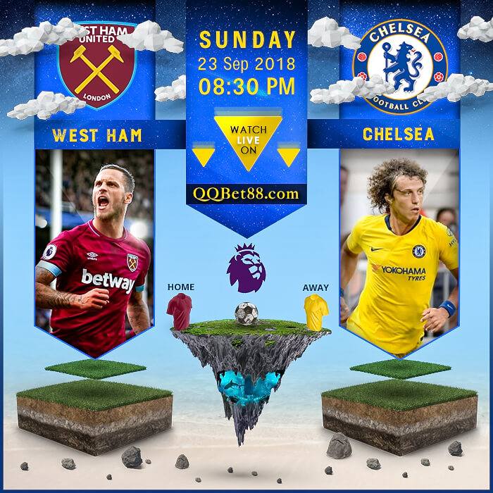 West Ham United VS Chelsea