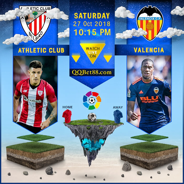 Athletic Club VS Valencia