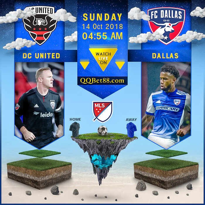 DC United VS Dallas