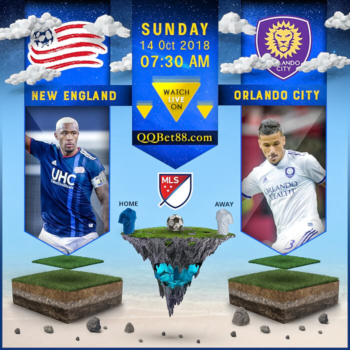New England VS Orlando City