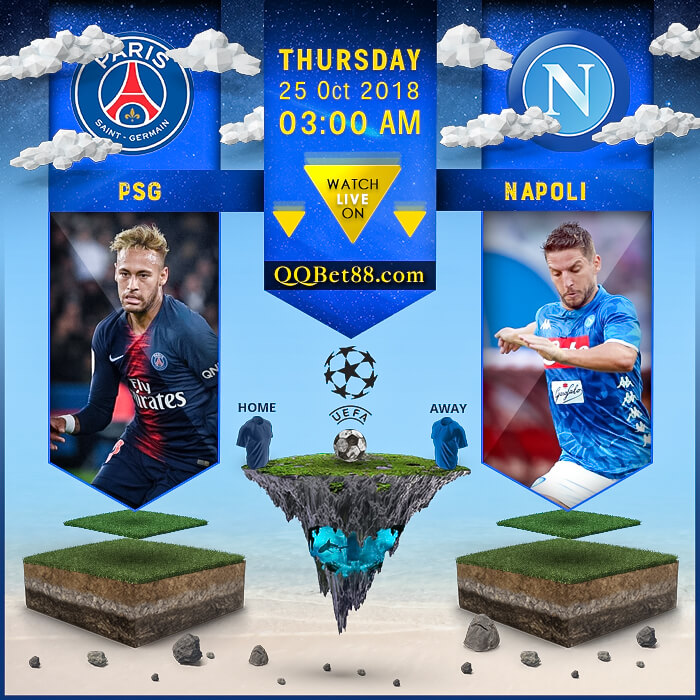 PSG VS Napoli