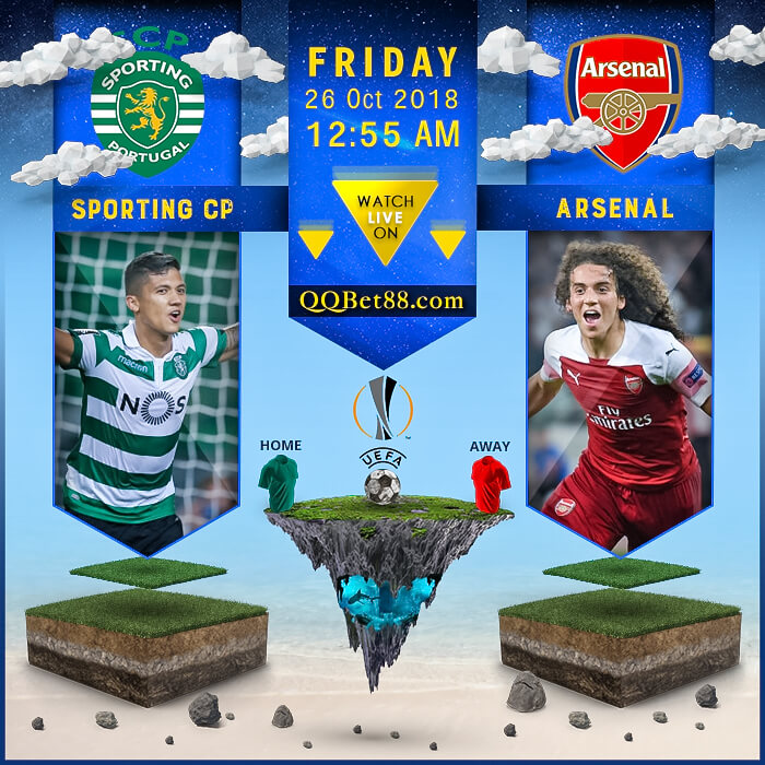 Sporting CP VS Arsenal