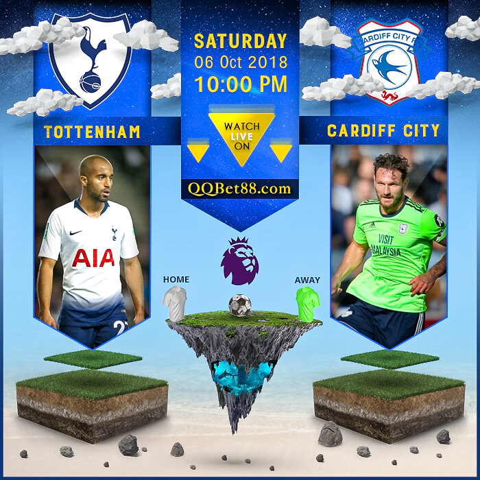 Tottenham Hotspur VS Cardiff City