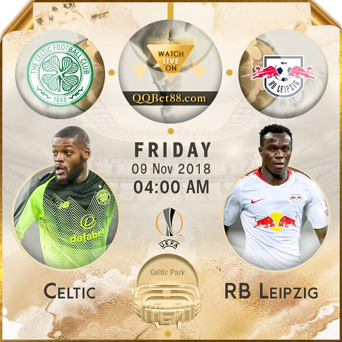 Celtic VS RB Leipzig