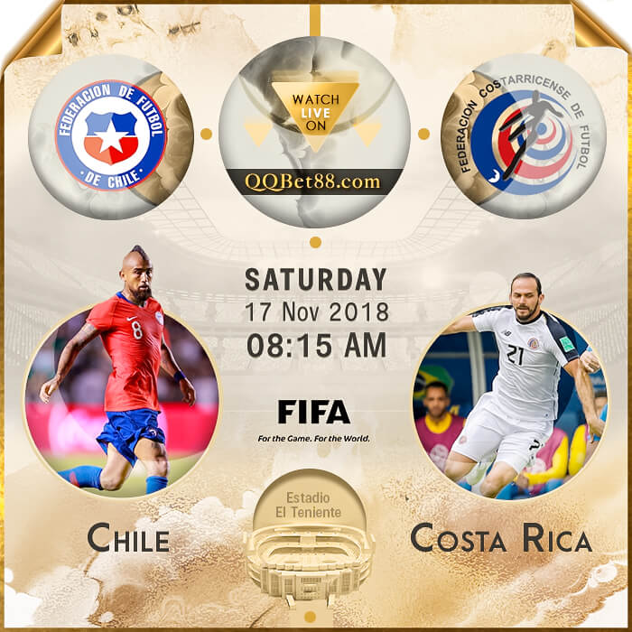 Chile VS Costa Rica
