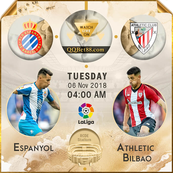 Espanyol VS  Athletic Club