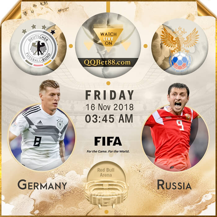 Germany VS Russia