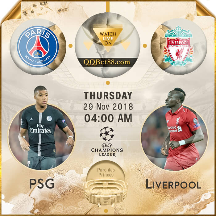 PSG VS Liverpool