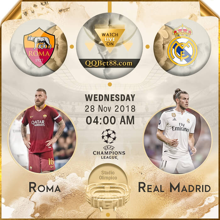 Roma VS Real Madrid