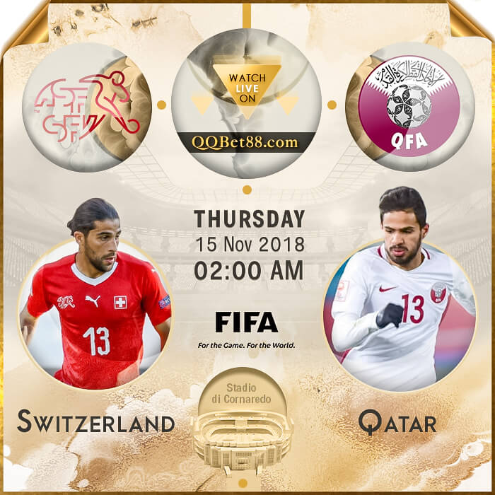 Switzerland VS Qatar