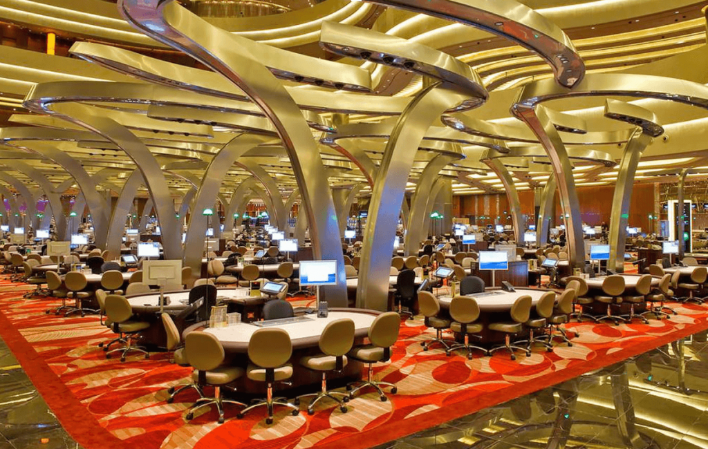 Casino facilities