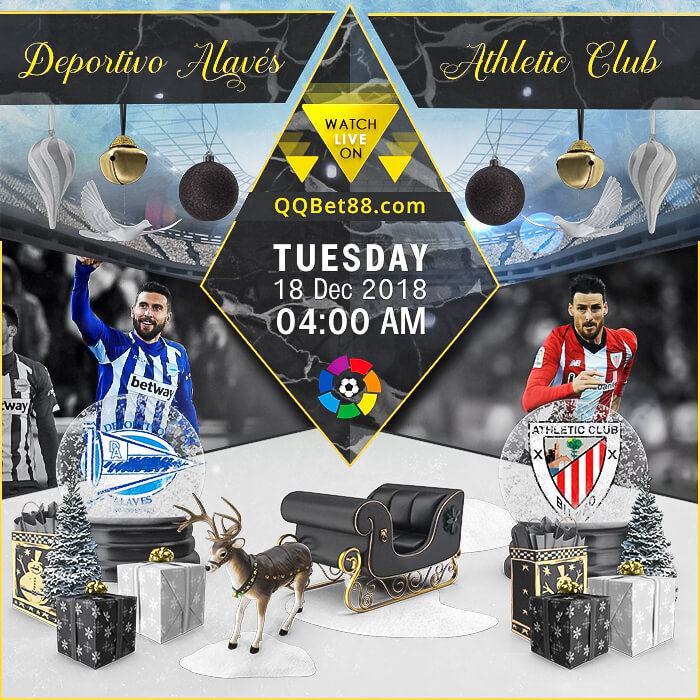 Deportivo Alavés VS Athletic Club