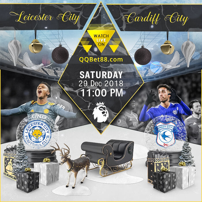 Leicester City VS Cardiff City