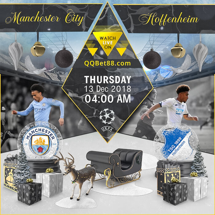Manchester City VS Hoffenheim