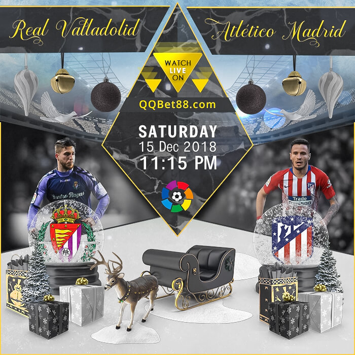 Real Valladolid VS Atlético Madrid