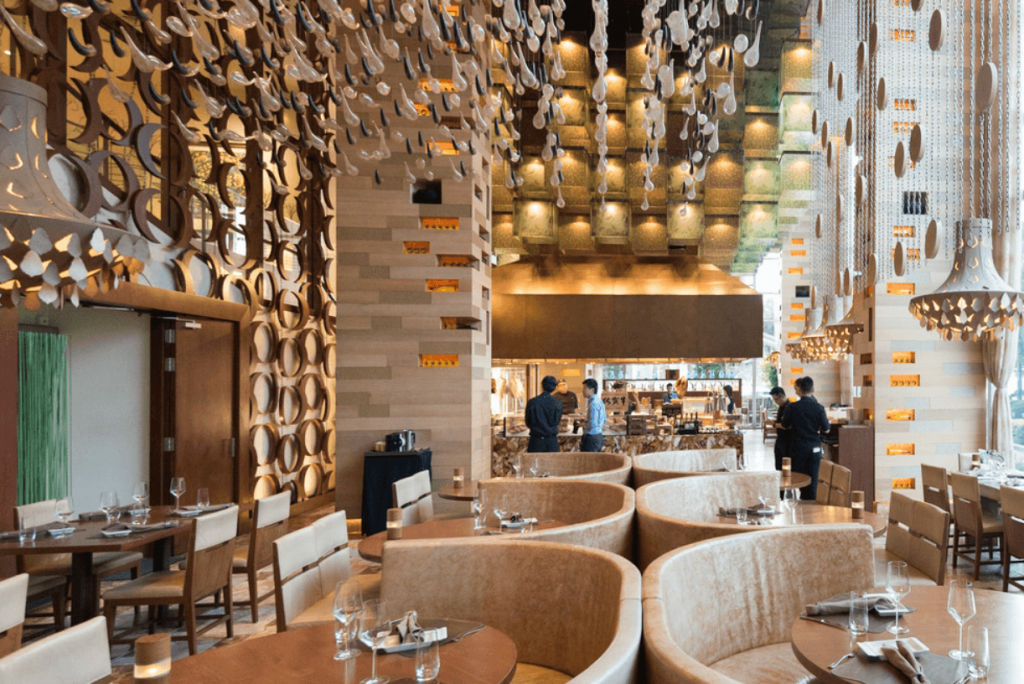 The best dining places
