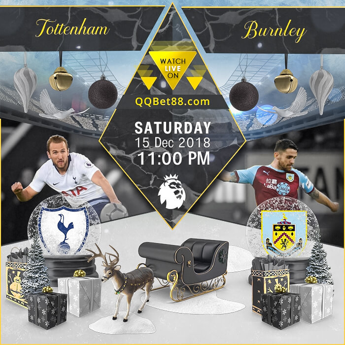 Tottenham Hotspur VS Burnley