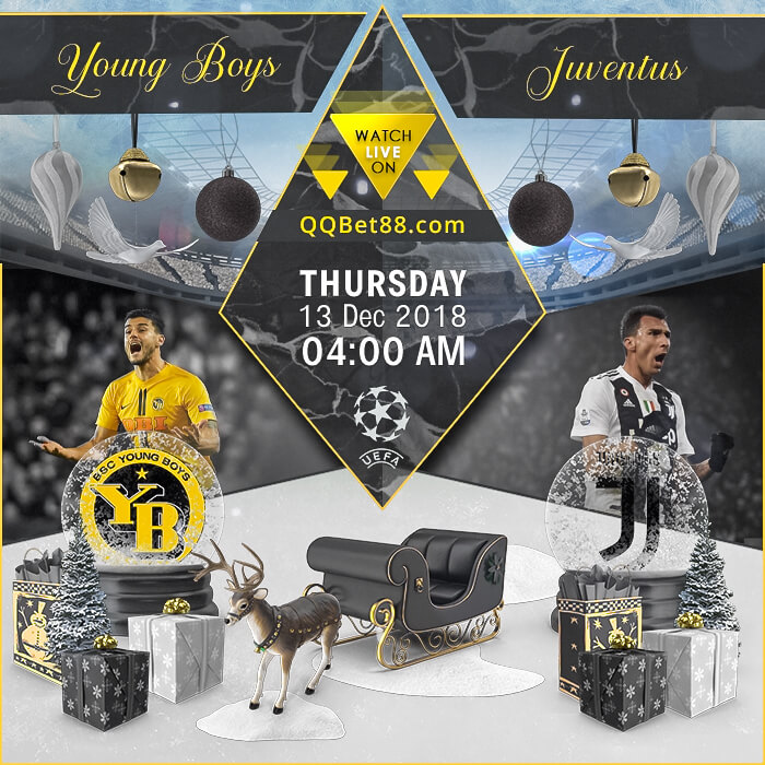 Young Boys VS Juventus