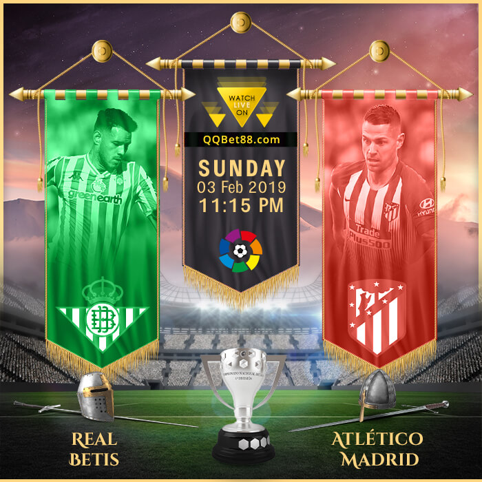 Real Betis VS Atlético Madrid