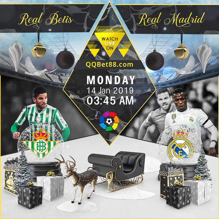Real Betis VS Real Madrid