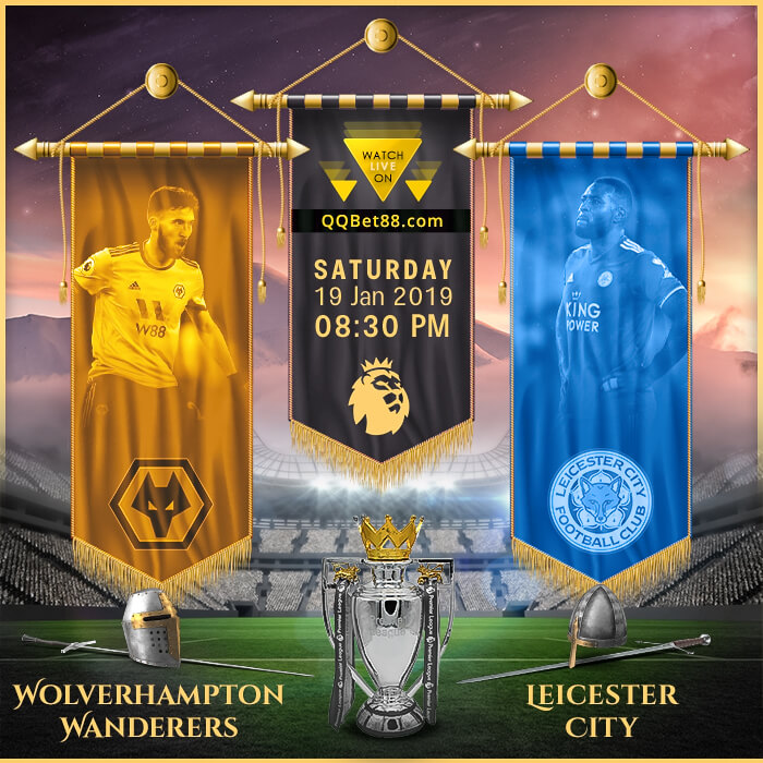 Wolverhampton Wanderers VS Leicester City