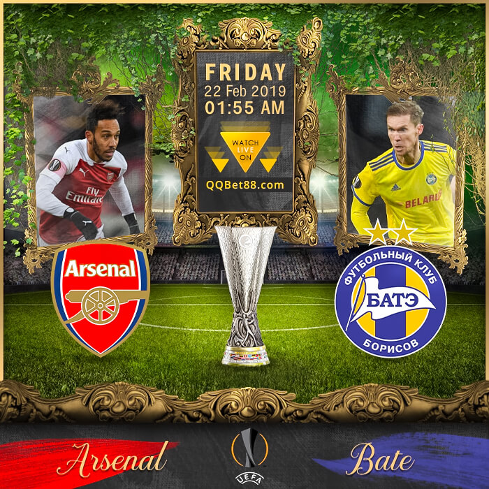 Arsenal VS BATE