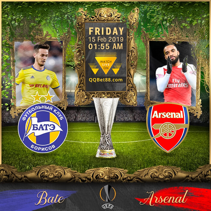 BATE VS Arsenal