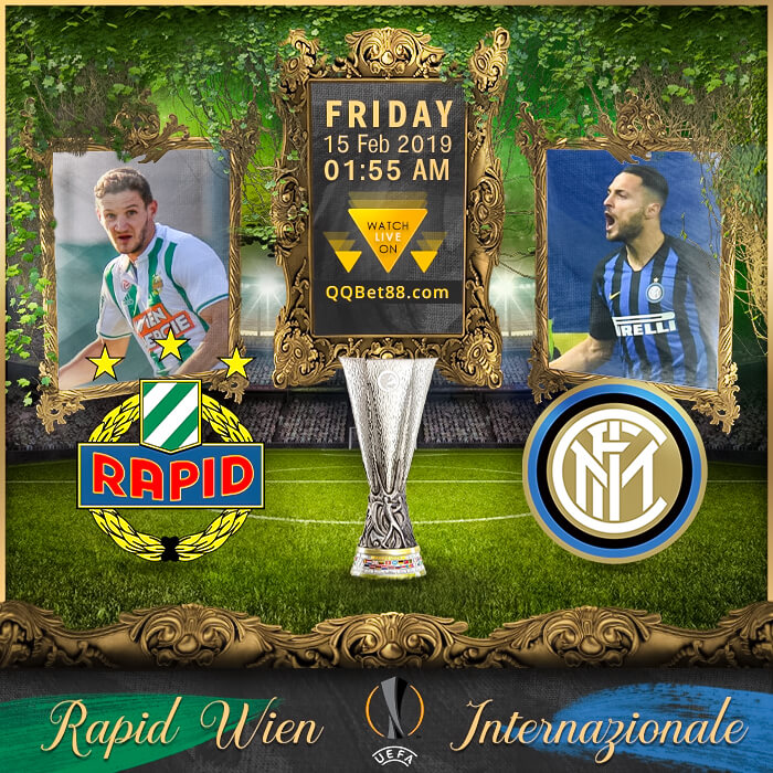 Rapid Wien VS Internazionale