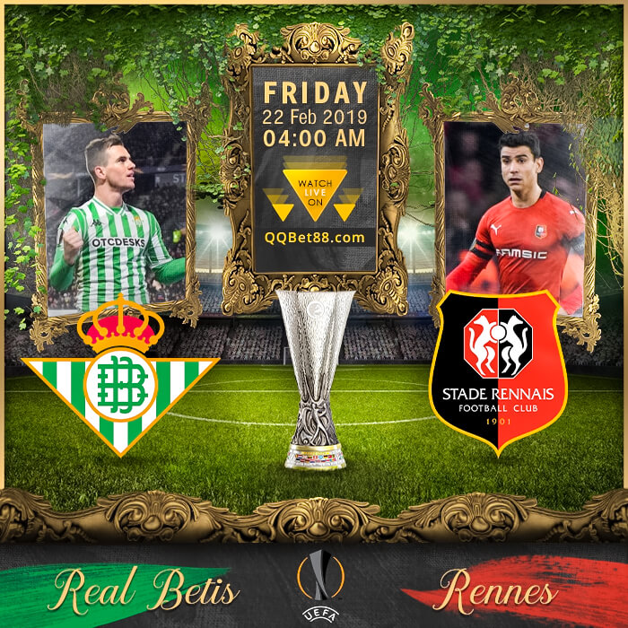 Real Betis VS Rennes